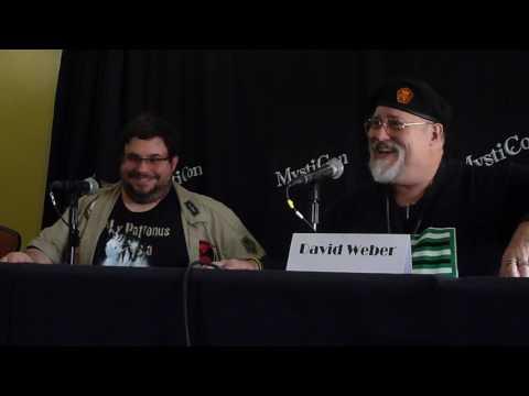 Mysticon 2017 - David Weber Q & A, Part 1