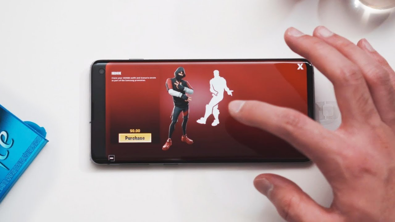 Unlocking the iKonik Skin! Redeeming Process For Samsung Galaxy S10+, S10e,  S10
