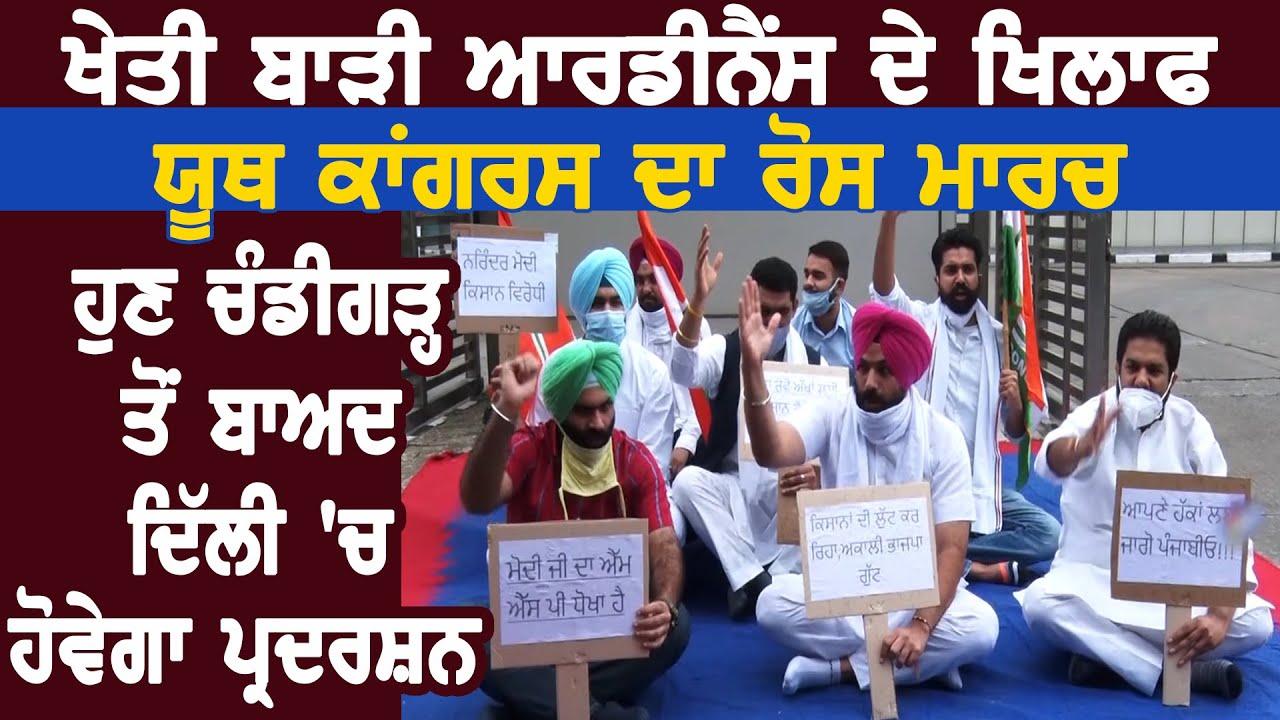 Exclusive:खेतीबाड़ी Ordinance के खिलाफ Delhi जाएगी Youth Congress- Brinder Dhillon
