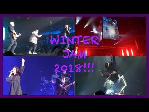 WINTER JAM 2018 INDY!!!