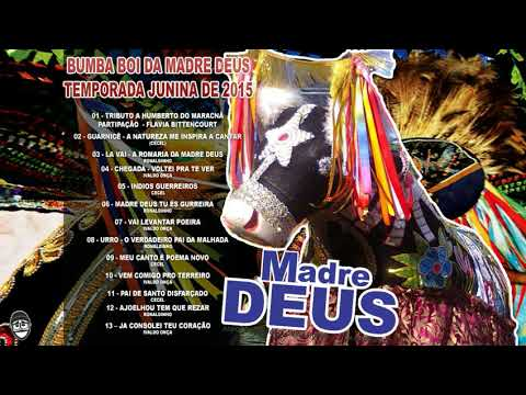 BUMBA MEU BOI DA MADRE DEUS/ CD 2015