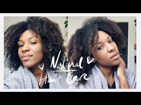 SELF-CARE SUNDAY • Routine Capillaire Dimanche d'Automne ~ Ursula Vlog