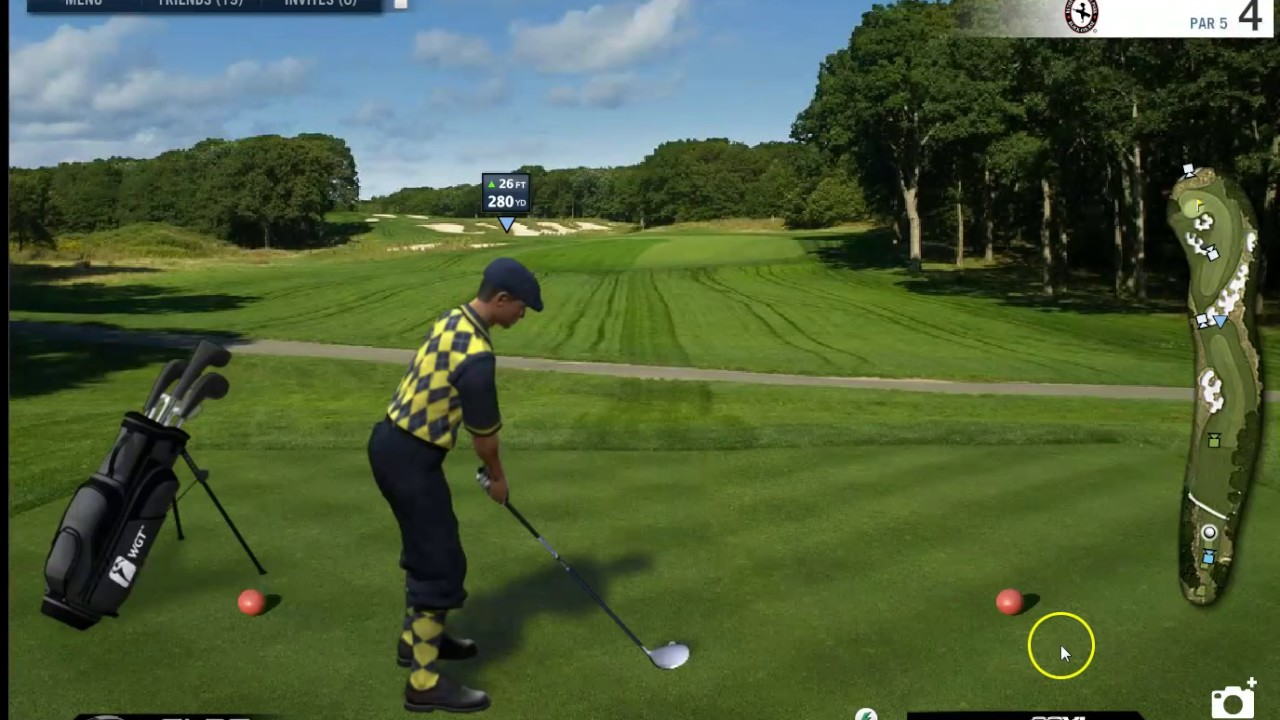 WGT Golf Driving Tips  3   YouTube WGT Golf Driving Tips  3