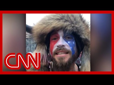 New video of Capitol rioter: 'Trump is still our president'