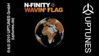 Watch Nfinity Wavin Flag radio Edit video