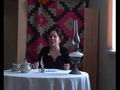 Изображение предпросмотра прочтения – НинаМещерякова читает произведение «Ты письмо моё, милый, не комкай...» А.А.Ахматовой