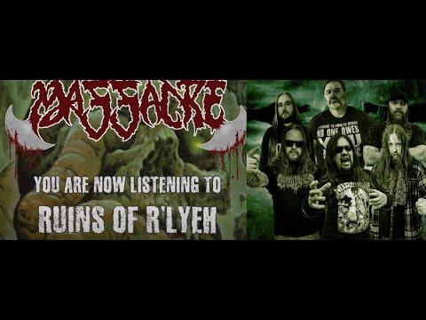 "Massacre release new song ""Ruins of R'lyeh"" off new album ""Resurgence"""