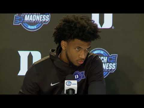 Duke Players Press Conference | Sweet 16