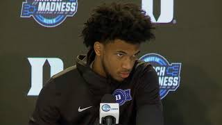 Duke Players Press Conference | Sweet 16