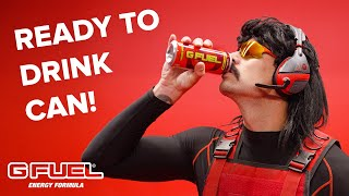 Dr. Disrespect - G FUEL Ready to Drink
