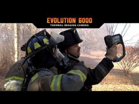 EVOLUTION® 6000 Thermal Imaging Camera Features