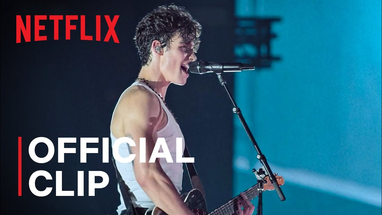 "Shawn Mendes Performs ""In My Blood"" 