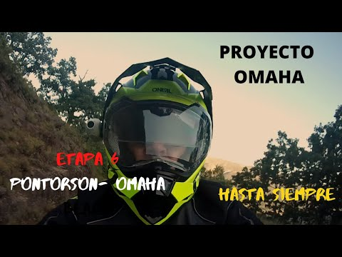 Proyecto Omaha :  6ª Etapa en MOTO