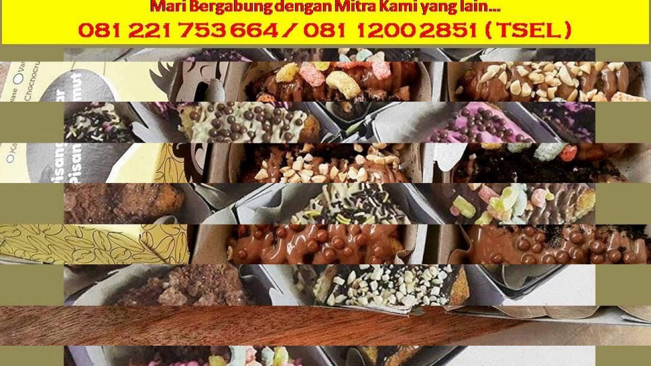 Peluang Usaha Makanan Modal Kecil Call 081221753664 ...