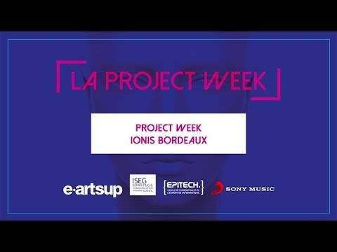 Project Week by Campus de Bordeaux