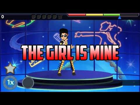 Michael Jackson The Experience PSP - The Girl Is Mine