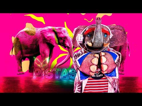 #ElefanteEs Elefante nos comparte su filosofía de vida | Pistas | ¿Quién es la Máscara? 2020