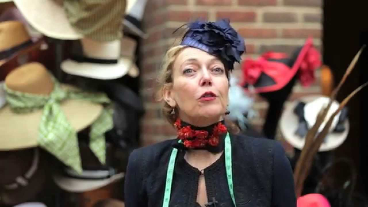 Linda Pagan on the History of Hat-Making in NYC - YouTube 0fb2c095adf7