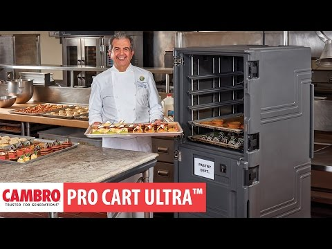 The Pro Cart Ultra: Hot And Cold All In One Cart