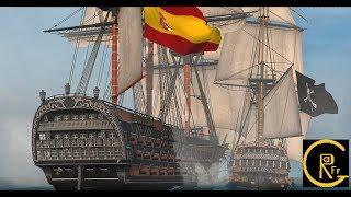 "Век парусников Naval Action или Пираты Карибского моря ""корсары"" онлайн"