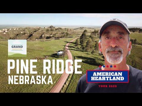 Ep. 154: Pine Ridge | Nebraska RV travel camping hiking MTB history panhandle