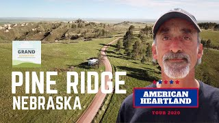 Ep. 154: Pine Riḋge | Nebraska RV travel camping hiking MTB history panhandle