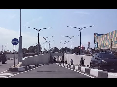 The New Underpass Beurawe Banda Aceh - March 2, 2018