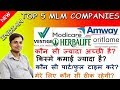 Top 5 MLM company in India | Best Network Marketing Company in India | Best for Part/Full Time