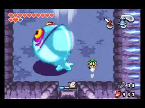 The Legend of Zelda Minish Cap - Boss Run (No Damage)