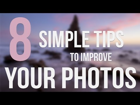 Picture this: 8 quick tips to make yourself a better photographer