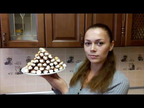 Рецепт ОЧЕНЬ вкусных вафельных трубочек