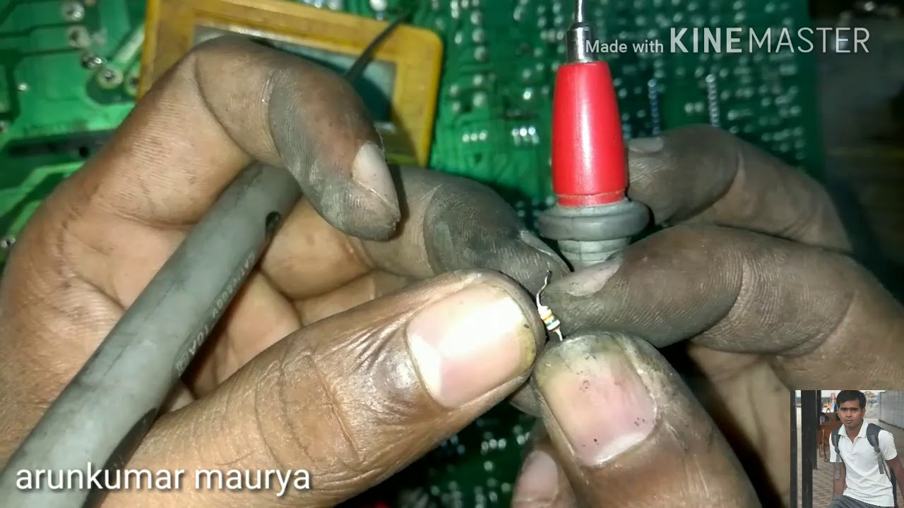 How To Repair Dead Tcl Circuit Power Supply Fault Youtube Block Diagram Of An Lcd Tv