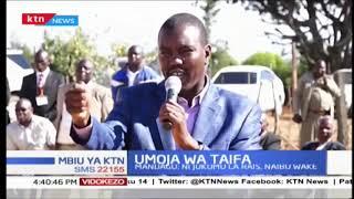 Gavana Mandago akashifu Ruto, Uhuru kwa kukosa kuongozi nchi vyema