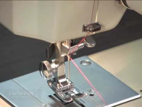 40 Kenmore Top Threading FREE SAMPLE YouTube Cool How To Thread Kenmore Sewing Machine 385