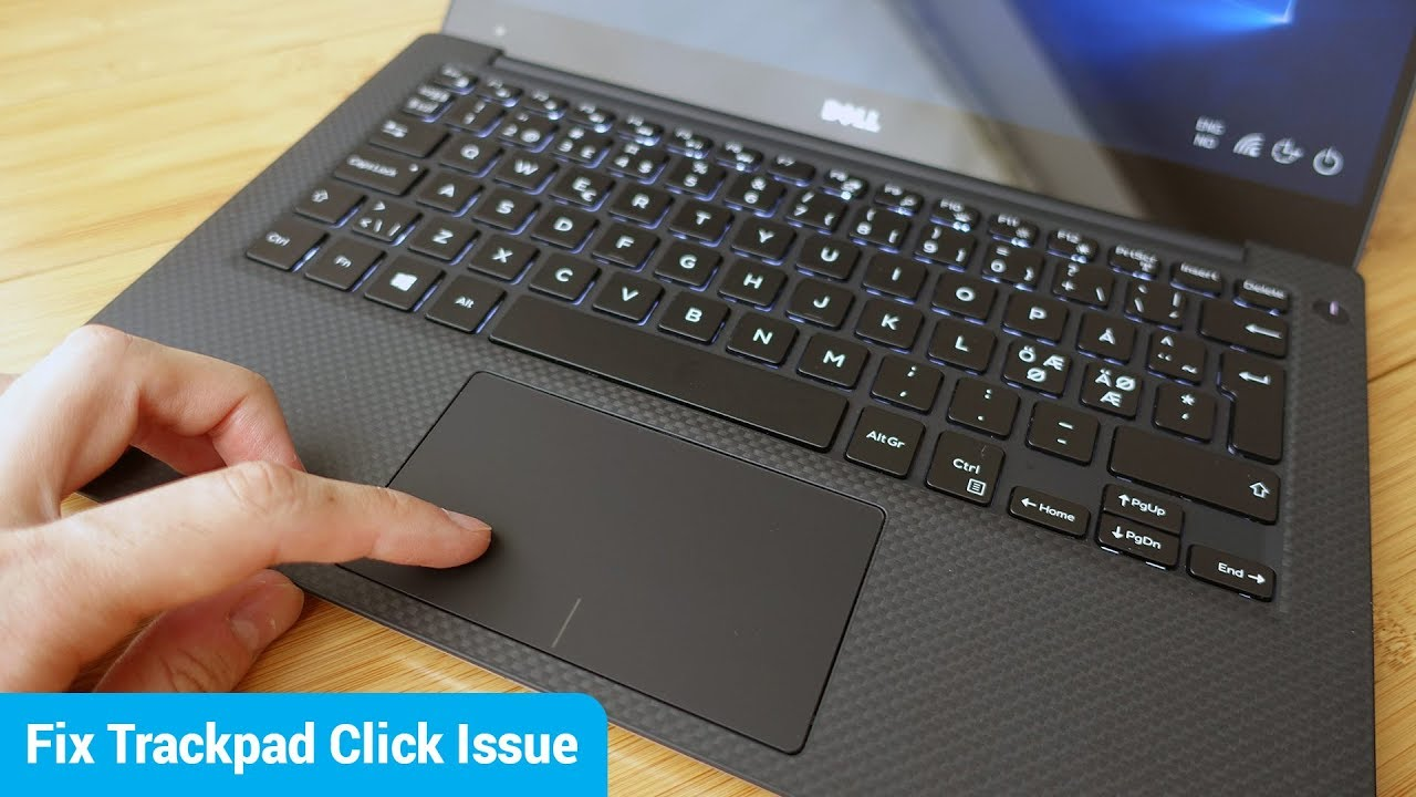 DELL XPS MOUSE PAD DRIVERS (2019)