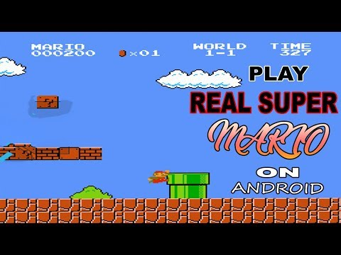 How To Download And Install Super Mario Bros In Android Phones  Full Version