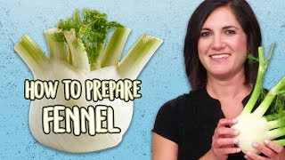 How to Prepare Fennel | Food 101 | Well Done