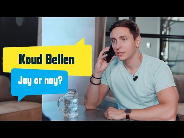 Koud bellen: Jay or nay?