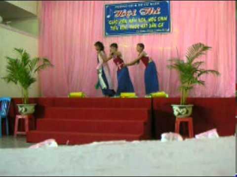 Hoi Thi hat Dan ca 2/2011