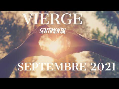 Vierge septembre 2021💞le long terme