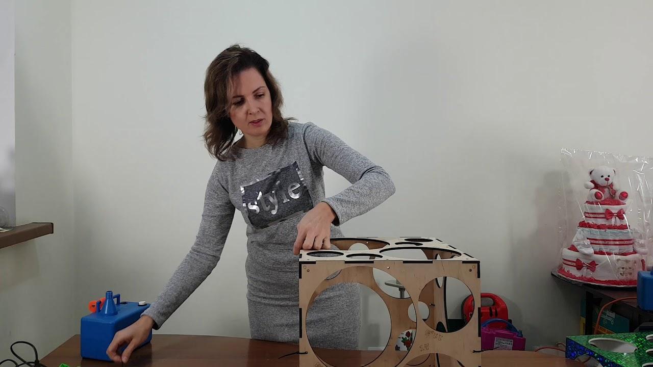 Калибратор для воздушных шаров своими руками фото 106