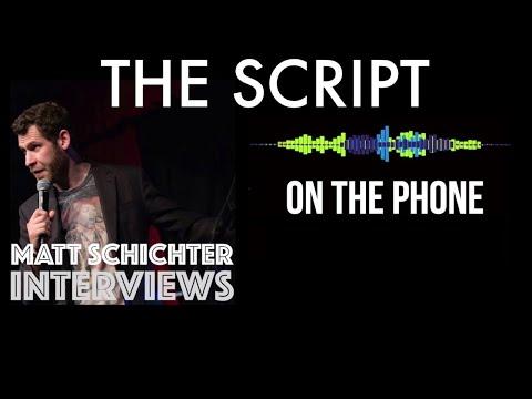 The Script's Danny O'Donoghue Interview Mp3
