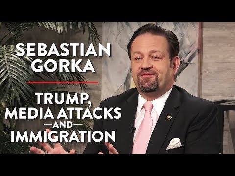 Working for Trump, Media Attacks, and Europe's Immigration (Sebastian Gorka Pt. 1)
