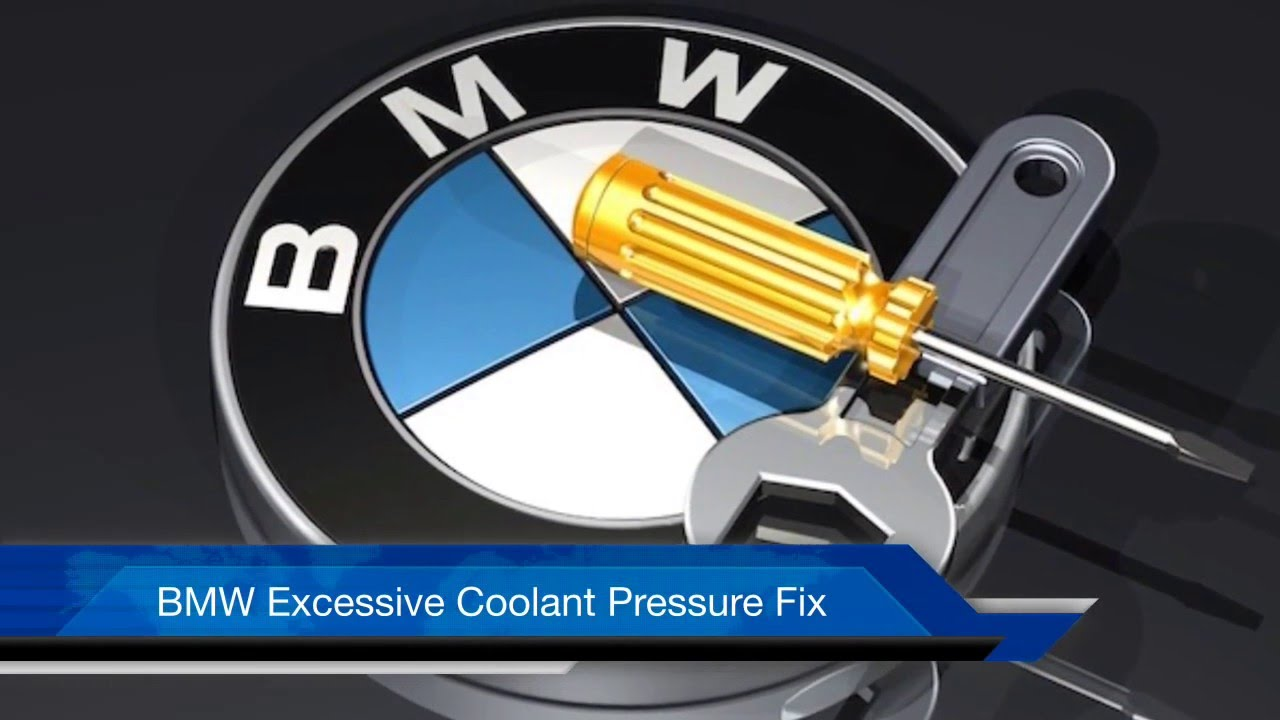 Bmw Excessive Coolant Pressure Possible Blown Head Gasket Youtube E46 316i And 318i M43 Engine Oil Filter Housing Leak Gtgt Power
