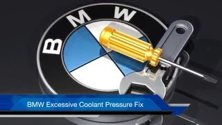 BMW Excessive Coolant Pressure  Possible Blown Head Gasket???