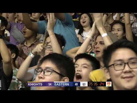 CLS Knights Indonesia v Hong Kong Eastern | Highlights | 2018-2019 ASEAN Basketball League