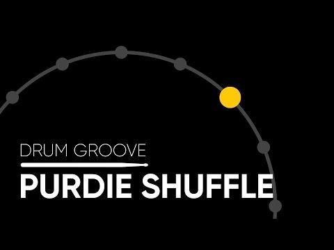 Purdie Shuffle - Drum Groove