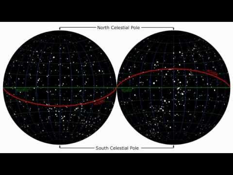 Lesson Two Lecture One - The Celestial Sphere & Celestial Coordinates