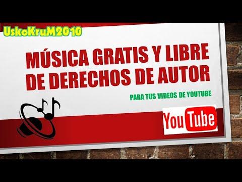 mÚsica-libre-de-derechos-de-autor-para-videos-de-youtube-gratis-🎶-✅-▶️- -uskokrum2010
