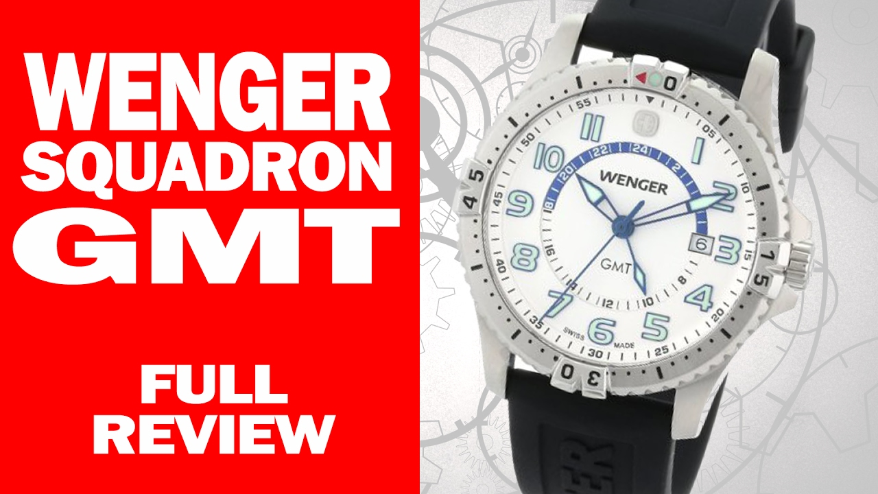 Wenger watch review - chronocollector.com